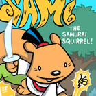 Sami the Samurai Squirrel
